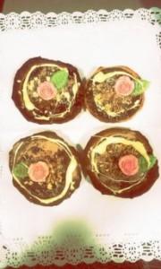 tartaleta de chocolate, chocolate, ron, manga pastelera, mangapastelera, pasteles, recetas.
